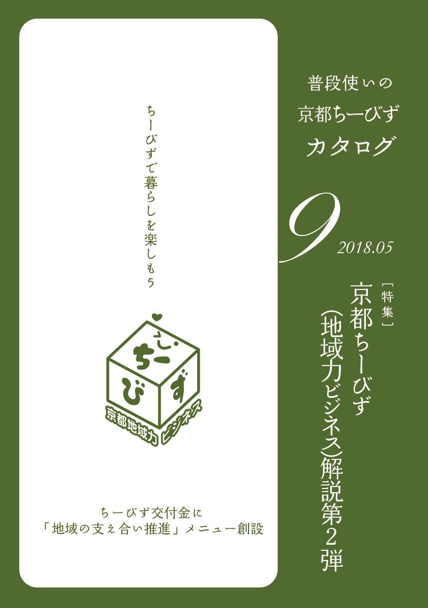 京都ちーびず (地域力ビジネス)解説第2弾