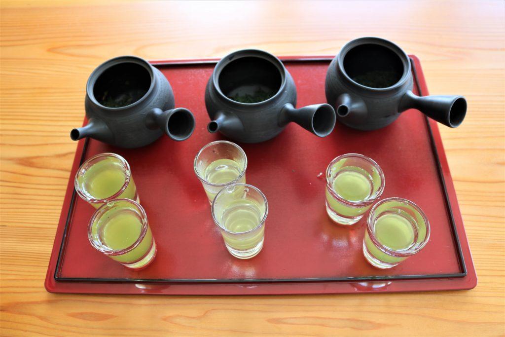 和束に行きたくなる!!「茶農家が教える美味しい煎茶の淹れ方講座」